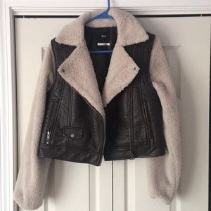 BDG suede jacket